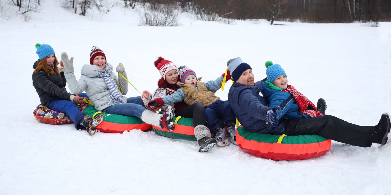 Family-SnowTubing-Destination