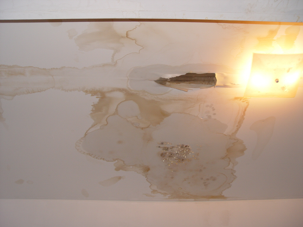 roof-leak-ceiling-damage