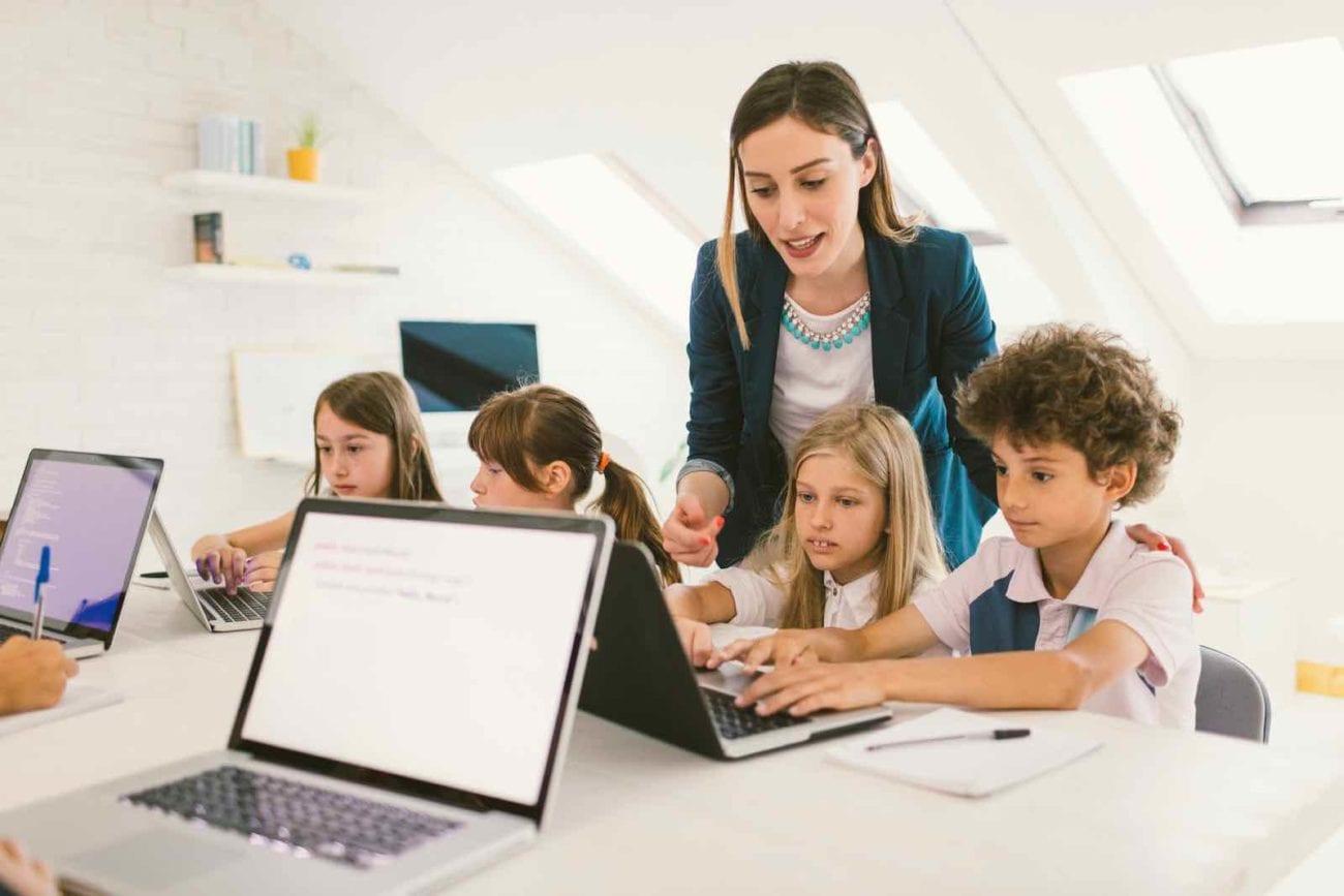free online middle school
