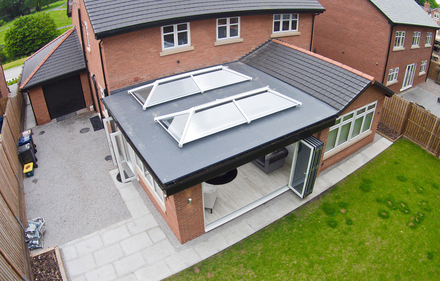 local conservatory roof replacement